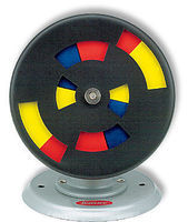 Wilesco Colour Combination Wheel- 3 Rings which Produce Ever Changing Bright Display Colors