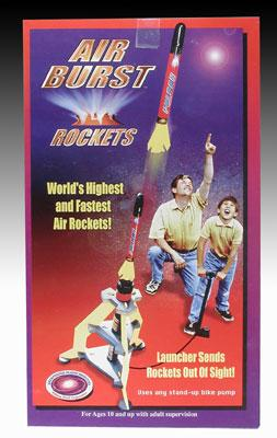 William Mark Corporation Air Burst Rocket System