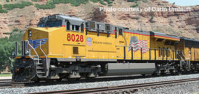 WalthersMainline GE ES44AH Union Pacific(R) #1 DC HO Scale Model Train Diesel Locomotive #10161