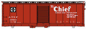 WalthersMainline 40 AAR Bxcr ATSF #139172 - HO-Scale