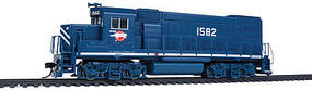 WalthersMainline GP15 DCC Missouri Pacific #1582 HO Scale Model Train Diesel Locomotive #19409