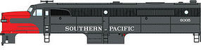 WalthersMainline Alco PA w/SoundTraxx(R) Sound & DCC Southern Pacific(TM) #6012 (gray, red, white)