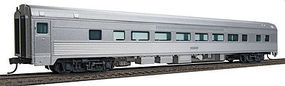 WalthersMainline 85 Budd Large-Window Coach Painted Unlettered HO Scale Model Train Passenger Car #30000