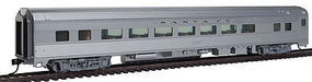 WalthersMainline 85 Budd Large-Window Coach ATSF HO Scale Model Train Passenger Car #30002