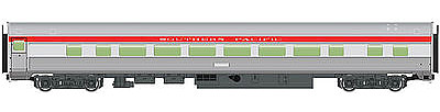 WalthersMainline 85 Budd Large-Window Coach Southern Pacific(TM) HO Scale Model Train Passenger Car #30007