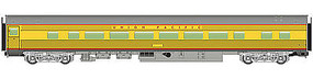 WalthersMainline 85' Budd Large-Window Coach Union Pacific(R) HO Scale Model Train Passenger Car #30008