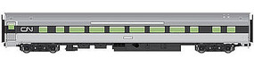 WalthersMainline 85 Budd Large-Window Coach Canadian National HO Scale Model Train Passenger Car #30011