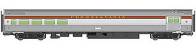 WalthersMainline 85 Budd Baggage-Lounge Pennsylvania Railroad HO Scale Model Train Passenger Car #30056