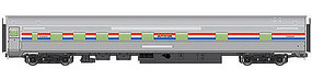 WalthersMainline 85' Budd 10-6 Sleeper Amtrak HO Scale Model Train Passenger Car #30101
