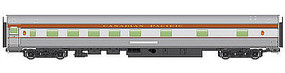 WalthersMainline 85 Budd 10-6 Sleeper Canadian Pacific HO Scale Model Train Passenger Car #30104