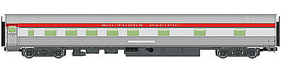 Walthers Mainline 85' Budd 10-6 Sleeper Southern Pacific(TM) -- HO Scale Model Train Passenger Car -- #30107