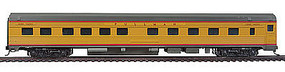 WalthersMainline 85' Budd 10-6 Sleepr Union Pacific HO Scale Model Train Passenger Car #30108