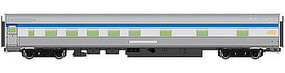 WalthersMainline 85 Budd 10-6 Sleeper Via Rail Canada HO Scale Model Train Passenger Car #30109