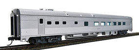WalthersMainline 85 Budd Diner Painted Unlettered (Silver) HO Scale Model Train Passenger Car #30150