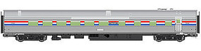WalthersMainline 85 Budd Diner Amtrak HO Scale Model Train Passenger Car #30151