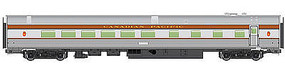 WalthersMainline 85 Budd Diner Canadian Pacific HO Scale Model Train Passenger Car #30154