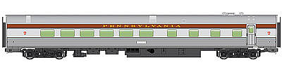 WalthersMainline 85 Budd Diner Pennsylvania Railroad HO Scale Model Train Passenger Car #30156