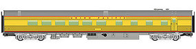 WalthersMainline 85' Budd Diner Union Pacific(R) HO Scale Model Train Passenger Car #30158