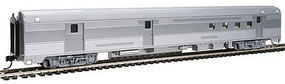 WalthersMainline 85' Budd Baggage-Railway Post Office Unlettered HO Scale Model Train Passenger Car #30300
