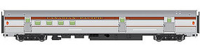 WalthersMainline 85 Budd Baggage-Railway PO Canadian Pacific HO Scale Model Train Passenger Car #30304