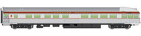 WalthersMainline 85 Budd Observation Canadian Pacific HO Scale Model Train Passenger Car #30354