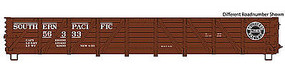 WalthersMainline 40 50-Ton Drop-Bottom Gondola Southern Pacific(TM) HO Scale Model Train Freight Car #5681
