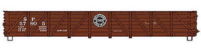 WalthersMainline 40 50-Ton Drop-Bottom Gondola Southern Pacific(TM) HO Scale Model Train Freight Car #5683