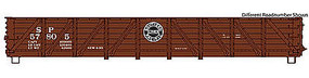 WalthersMainline 40 50-Ton Drop-Bottom Gondola Southern Pacific(TM) HO Scale Model Train Freight Car #5684