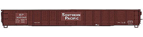 WalthersMainline 53 Corrugated-Side Gondola Southern Pacific(TM) HO Scale Model Train Freight Car #6059