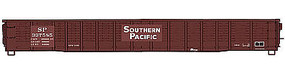 WalthersMainline 53 Corrugated-Side Gondola Southern Pacific(TM) HO Scale Model Train Freight Car #6060