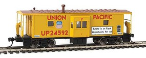 WalthersMainline International Bay Window Caboose Ready to Run Union Pacific(R) 24592