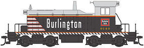 WalthersMainline EMD SW1 Chicago, Burlington & Quincy #9140 HO Scale Model Train Diesel Locomotive #9220