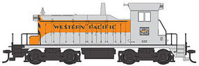 WalthersMainline EMD SW1 Western Pacific(TM) #502 HO Scale Model Train Diesel Locomotive #9232