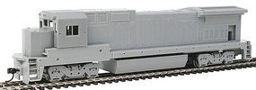 WalthersMainline GE Dash 8-40B Standard DC HO Scale Model Train Diesel Locomotive #9550