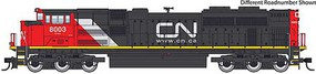 WalthersMainline EMD SD70ACe Standard DC Canadian National #8014 (red, black, white; Web site)