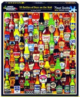 WhiteMount 99 Bottles of Beer on the Wall Collage Puzzle (1000pc)