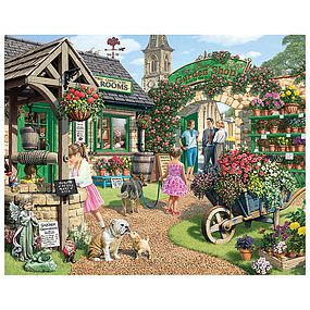 WhiteMount The Garden Shop 1000pcs