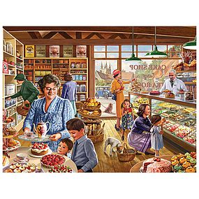 WhiteMount The Cake Shop 1000pcs