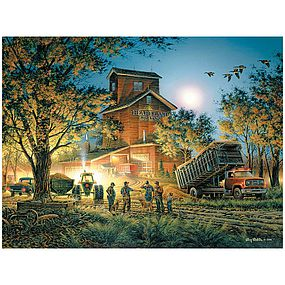 WhiteMount Bountiful Harvest 550pcs