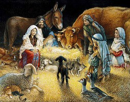 WhiteMount O Night Divine Nativity (Christmas) Puzzle (1000pc)