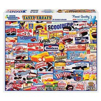 WhiteMount Tasty Treats 1000pcs Jigsaw Puzzle 600-1000 Piece #955pz
