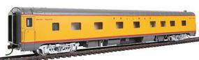 Walthers UP City Streamliner 4-4-2 Sleeper P-S Plan #4069H Ready to Run Union Pacific(R) Imperial Series (Armour Yellow, gray, silver, red) HO-Scale