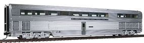 Walthers Santa Fe El Capitan Budd 85 Hi-Level Diner HO Scale Model Train Passenger Car #9790