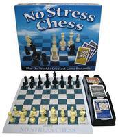 Winning-Moves No Stress Chess Backgammon Chess Checker #1091