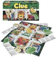 Winning-Moves Clue Classic Edition Trivia Game #1137