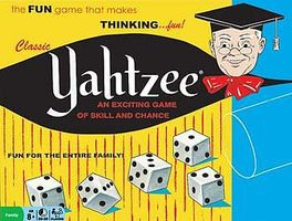 Winning-Moves Classic Yahtzee Dice Game #1167