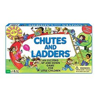 Winning-Moves Classic Chutes/Ladders Educational Learning Game #1195