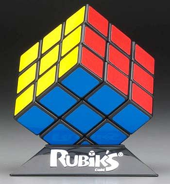 Rubiks Cube Strategy Game Brainteaser #5027