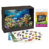 Woodland Ocean Scene-A-Rama(TM) Kit