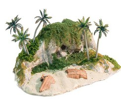 Woodland Scene-A-Rama Landscapes Shipwrecked